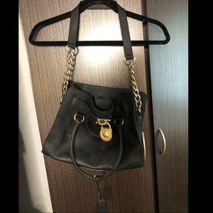 """Black Michael Kors """"Hamilton"""" bag"""